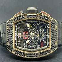Richard Mille Rose gold 50mm Automatic RM011 RG pre-owned