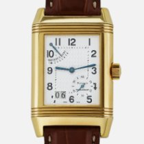 Jaeger-LeCoultre Reverso Grande Date pre-owned 29mm Leather
