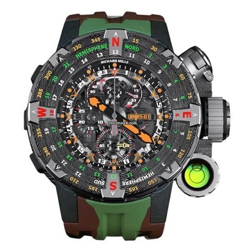 Richard Mille Rm025-01 2019 pre-owned