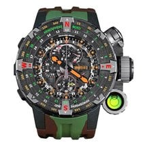 Richard Mille Carbon 50.85mm Manual winding Rm025-01 pre-owned United States of America, New York, New York