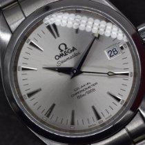Omega Seamaster Aqua Terra Acier 36.2mm Argent