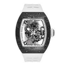 Richard Mille RM 055 Титан 42mm Прозрачный Без цифр