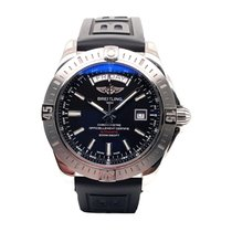 Breitling Galactic 44 Steel 44mm Black United States of America, Florida, PENSACOLA