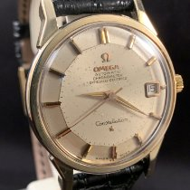 Omega 168.005 Золото/Cталь 1966 Constellation 34mm подержанные