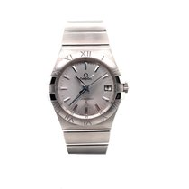 Omega Constellation Quartz Steel 35mm Silver No numerals United States of America, Florida, PENSACOLA