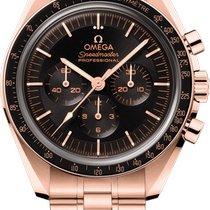 Omega Noir 42mm nouveau Speedmaster Professional Moonwatch