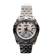 Breitling Galactic 36 Steel 36mmmm Silver United States of America, Florida, PENSACOLA