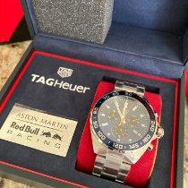 TAG Heuer Formula 1 Quartz new 2019 Quartz Chronograph Watch with original box and original papers CAZ101AB.BA0842