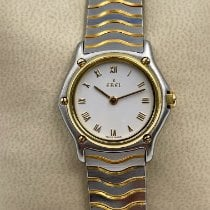 Ebel Sport Gold/Steel 23mm Mother of pearl United States of America, Texas, Houston