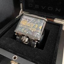 Devon Steel 53,3mm Automatic Version F pre-owned