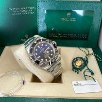 Rolex 126660 Steel 2021 Sea-Dweller Deepsea 44mm new United States of America, New Jersey, Totowa