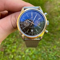 Breitling Transocean Chronograph 38 Rose gold 38mm Brown United States of America, Florida, MIAMI
