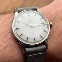 歐米茄 14900 62 SC 鋼 1970 Constellation 34mm 二手
