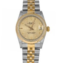 Rolex Gold/Steel 31mm Automatic 68273 pre-owned