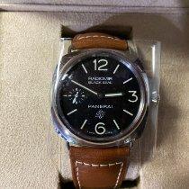 Panerai Radiomir Black Seal Steel 45mm Black Arabic numerals United States of America, Missouri, Wildwood