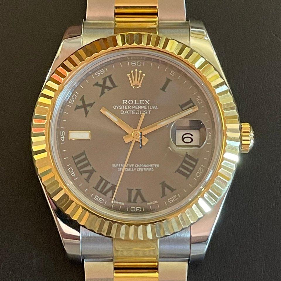 Rolex Datejust II 116333 2009 occasion