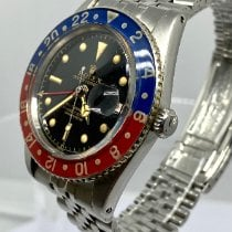 Rolex GMT-Master Steel 38mm Black No numerals United States of America, Florida, Tavernier