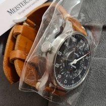 Meistersinger Steel 40mm Automatic PDD9Z17B new