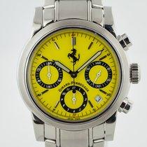 Girard Perregaux Ferrari Steel 38mm Yellow No numerals United States of America, California, Pleasant Hill