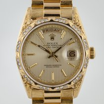 Rolex Day-Date 36 Yellow gold 36mm Gold No numerals United States of America, California, Pleasant Hill