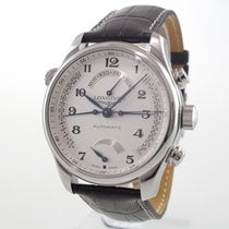 Longines Master Collection Steel 44mm Arabic numerals