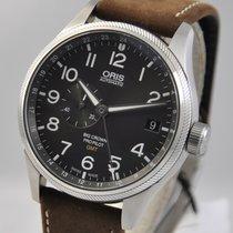 Oris Big Crown ProPilot GMT Steel 45mm Grey Arabic numerals United States of America, Ohio, Mason