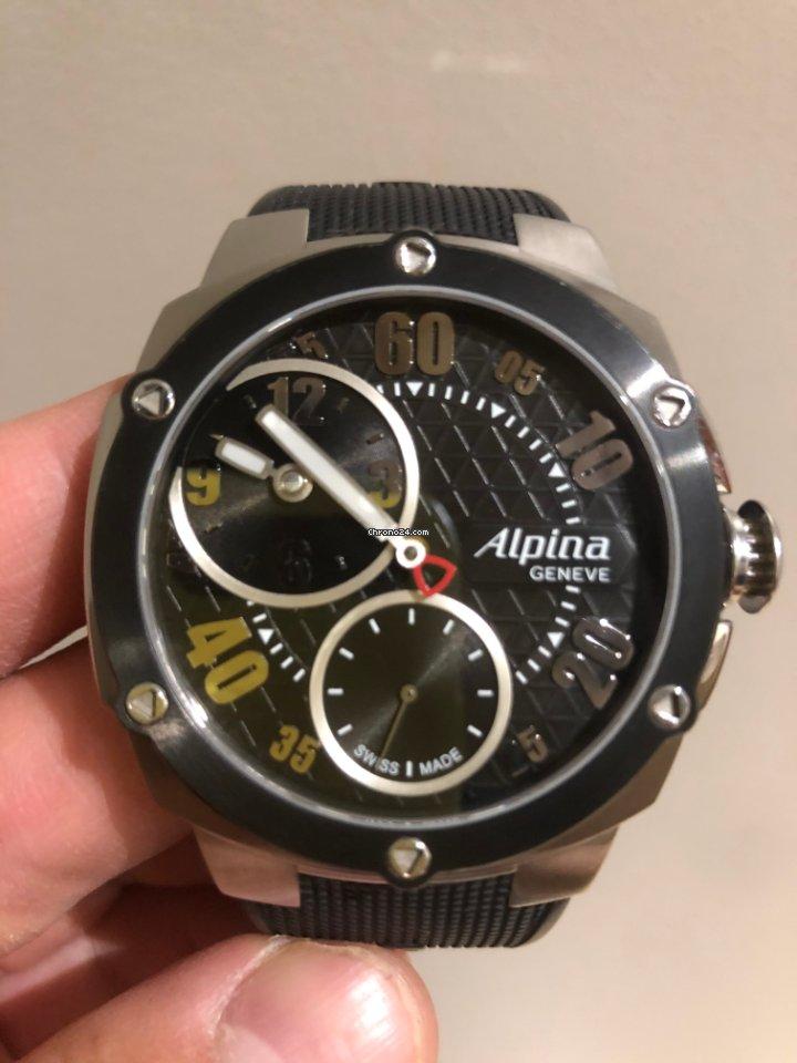 Alpina Avalanche AL650X5AE24/6 2010 подержанные