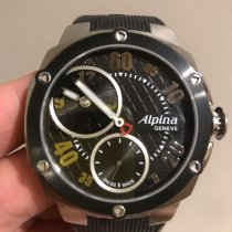 Alpina Stahl Handaufzug AL650X5AE24/6 gebraucht