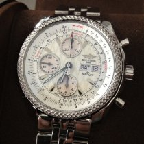 Breitling Bentley GT Steel 45mm White No numerals United States of America, Florida, hallandale