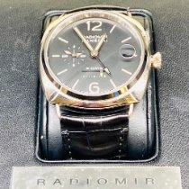Panerai Special Editions White gold 45mm Black United States of America, Nevada