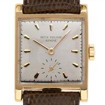 Patek Philippe Vintage Gelbgold 34mm Silber Deutschland, Stuttgart