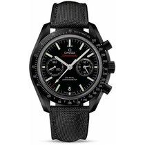Omega Speedmaster Professional Moonwatch Céramique Noir Sans chiffres