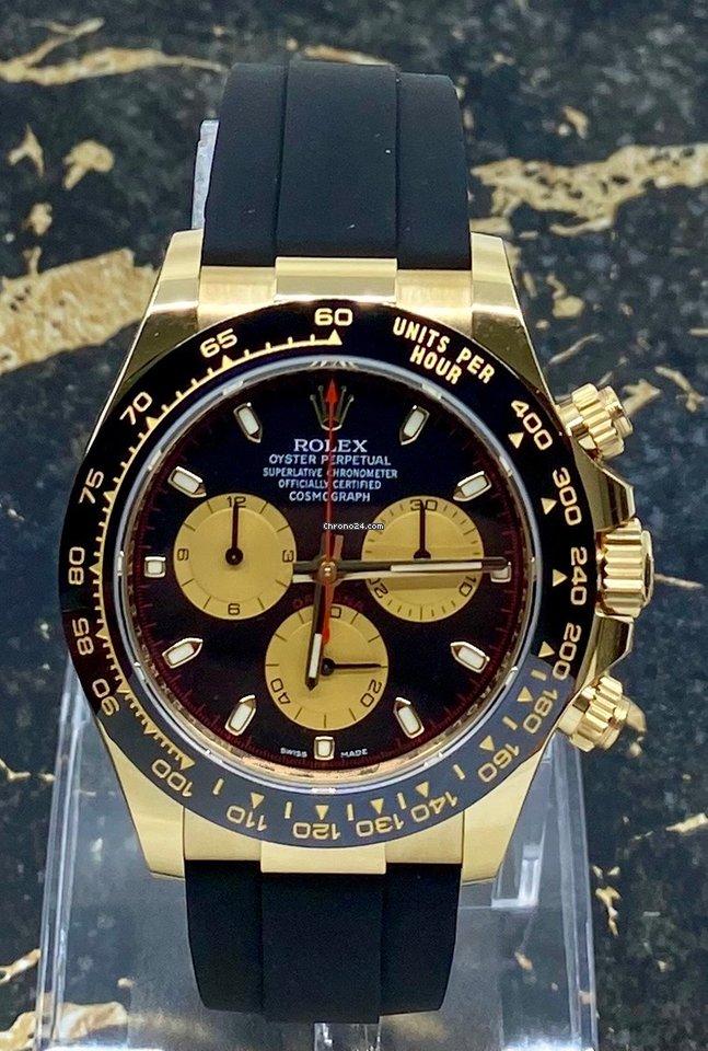 Rolex Daytona 116518LN 2021 nuevo