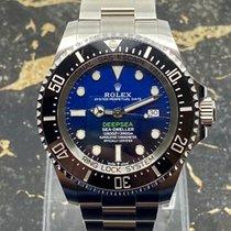 Rolex Sea-Dweller Deepsea Staal 44mm Blauw Geen cijfers Nederland, Rotterdam