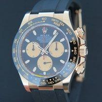 Rolex 116518 Or jaune 2020 Daytona 40mm occasion