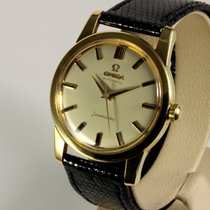 Omega Seamaster 2848 Very good Yellow gold 34mm Automatic