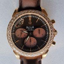 Omega Oro rosa Automatico 35mm usato De Ville Co-Axial