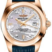 Breitling Galactic 32 Rose gold 32mm United States of America, California, Moorpark