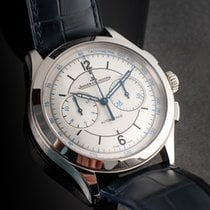 Jaeger-LeCoultre Master Control Steel 40mm Silver Arabic numerals