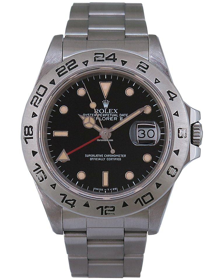 Rolex Explorer II 16550 R
