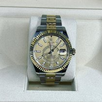 Rolex Sky-Dweller 326933 Neu Gold/Stahl 42mm Automatik Schweiz, La Chaux-de-Fonds