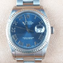 Rolex 16234 Acciaio 1990 Datejust 36mm usato Italia, Torino