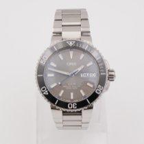 Oris Hammerhead Limited Edition Steel 45mm Grey No numerals