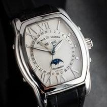 Maurice Lacroix Masterpiece Phases de Lune Steel 39mm White Roman numerals