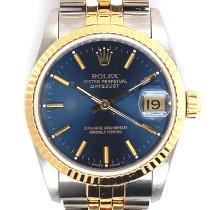 Rolex Lady-Datejust Gold/Stahl 31mm Blau Keine Ziffern Deutschland, Dortmund