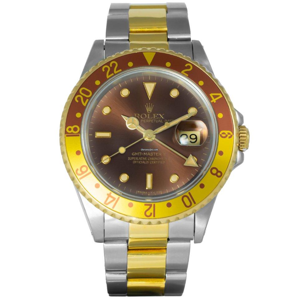 Rolex GMT-Master II 16713 1989 tweedehands