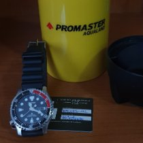 Citizen Promaster Marine NY0085-19E Very good Steel Automatic