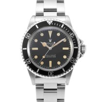 Rolex Steel 40mm Automatic 5513 pre-owned