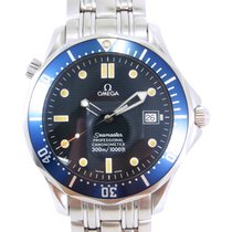Omega Seamaster Diver 300 M 2531.80 Good Steel 41mm Automatic