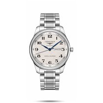 Longines Master Collection L2.920.4.78.6 New Steel 38.5mm Automatic